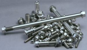 YZ 250F Bolt Kits - 2015 YZ250F Main Frame Titanium Bolt Kit